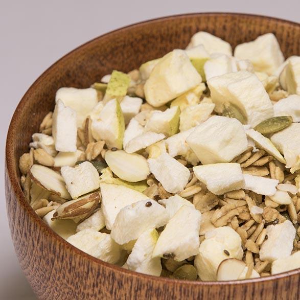 Almond - White